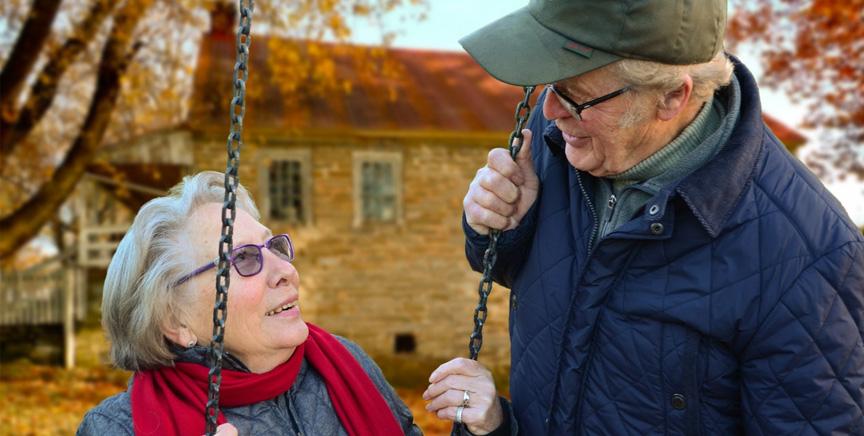 Silent Mentors: Gramma & Grampa