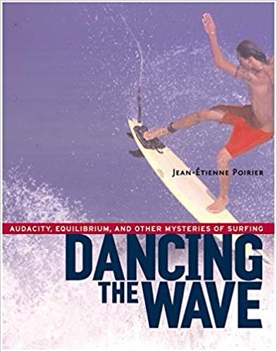 Jean-Etienne Poirier - Dancing The Wave