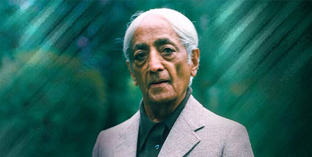 The great Indian sage Krishnamurti was scornful of the techniques of transcendental meditation mantras.