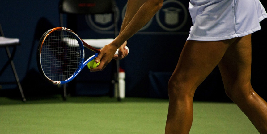 """Yes, tennis! ... """"Action Meditations"""" loved by 25,000,000 American women & men playing """"the world's most stressful sport!"""""""