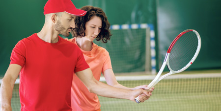 The new breed of tennis meditation teachers are sports psychologists, athletic trainers, team coaches, physical therapists, and other sports medicine experts.