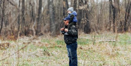 """When I walk, I walk."" A lesson in mindful walking meditation from Grandpa."